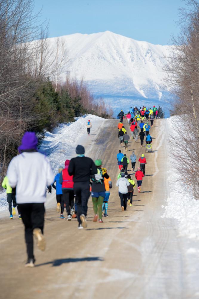 Millinocket Marathon and Half 2018 II