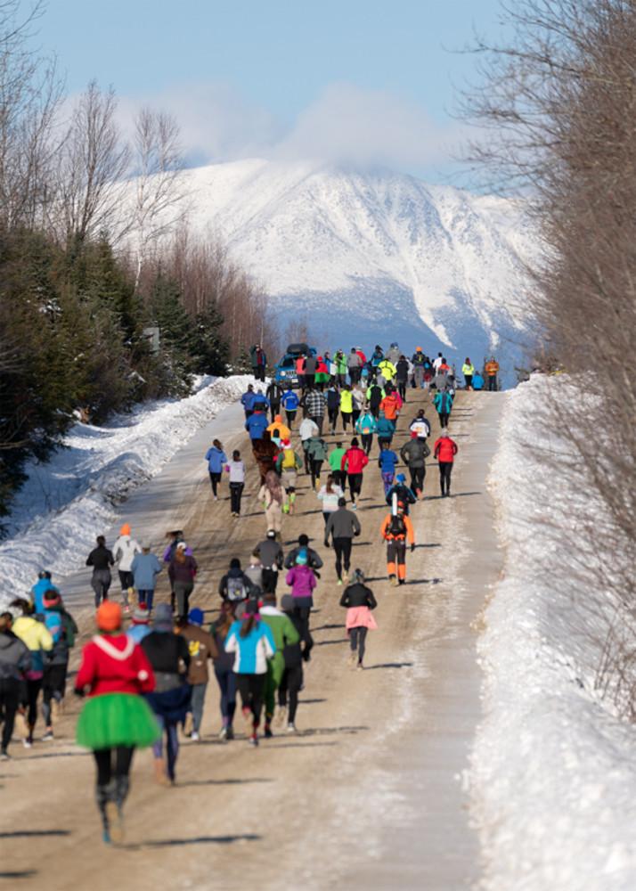 Millinocket Marathon and Half 2019 I