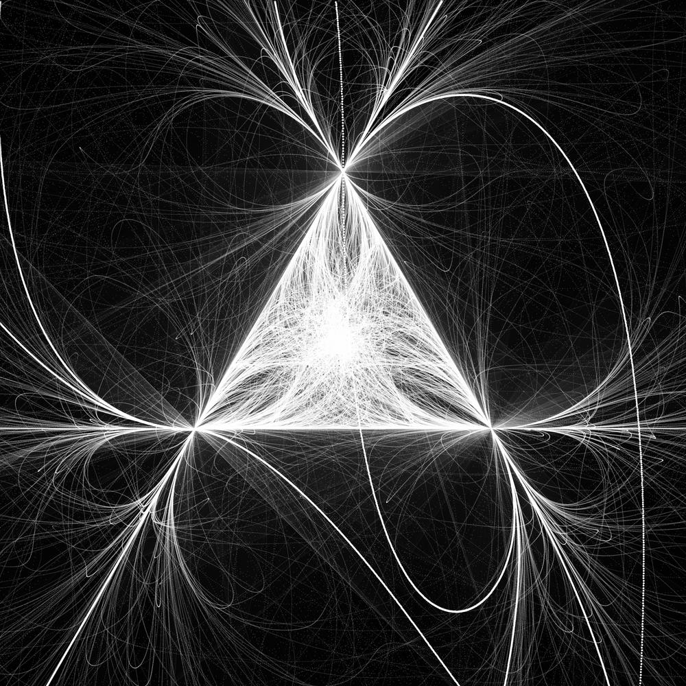Chaos Magic Ii Art | Between Art and Science