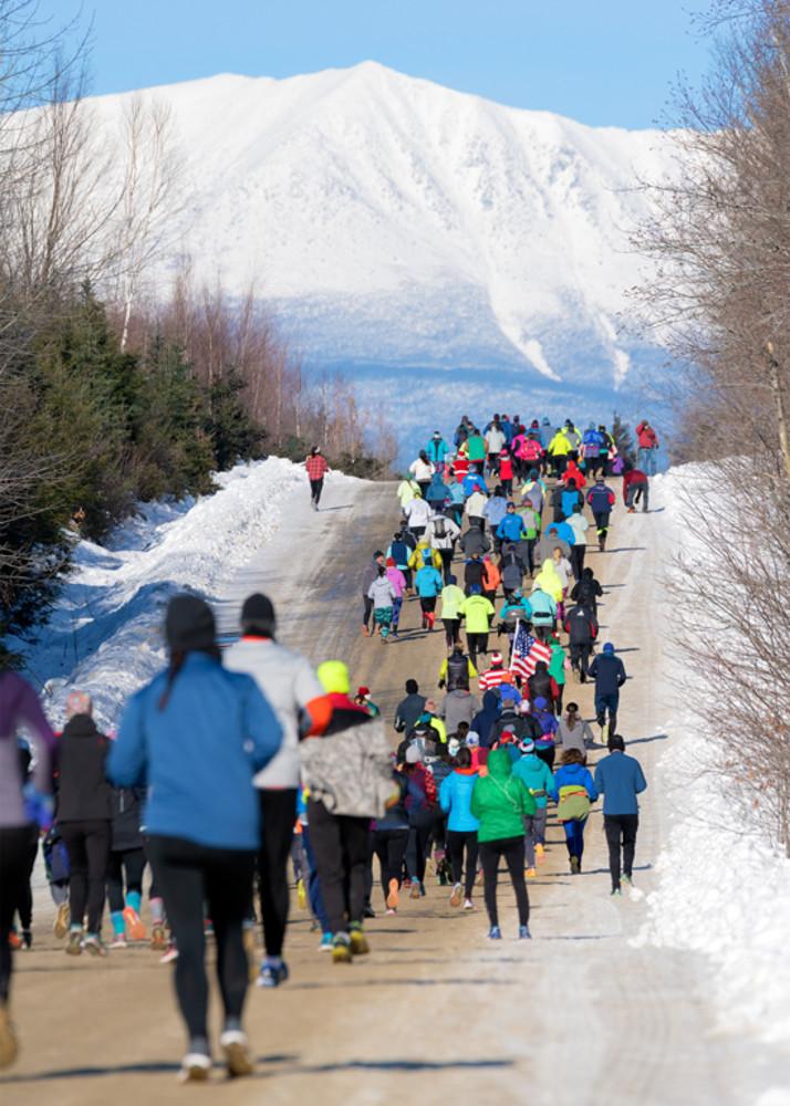 Millinocket Marathon and Half 2018 I