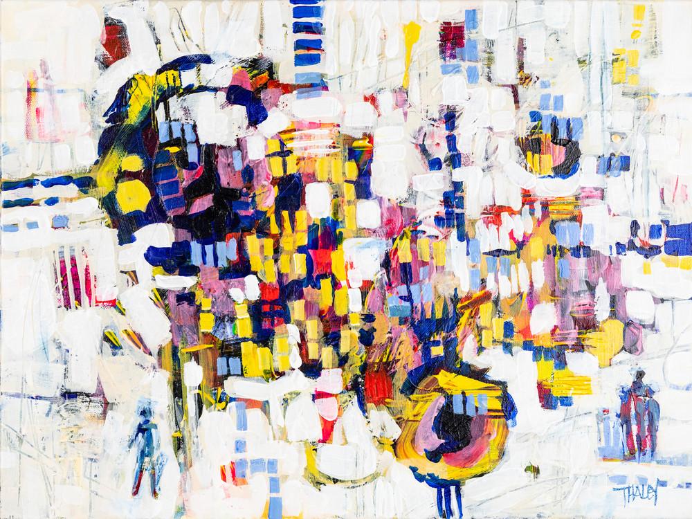 Detach From The Chaos Art | Terrie Haley Artist