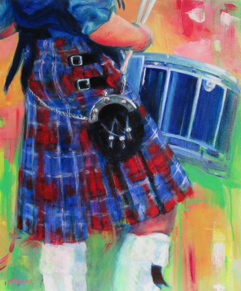 Competition Socks Art | Lesley McVicar Art