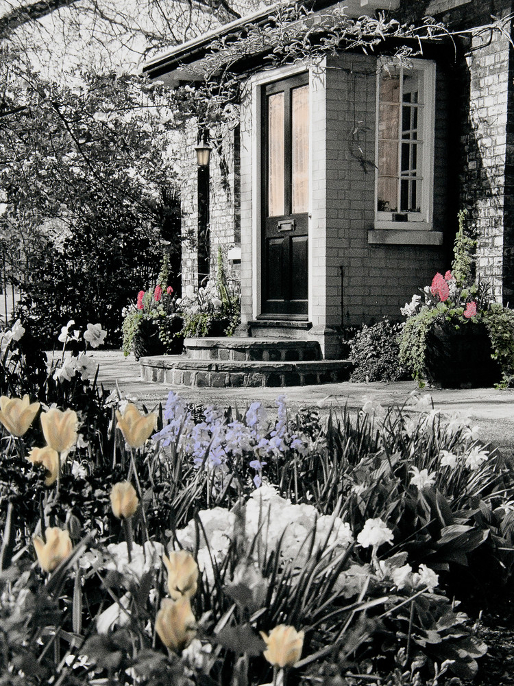 Gardener S Home London 8.10 Photography Art   The World in Black and White