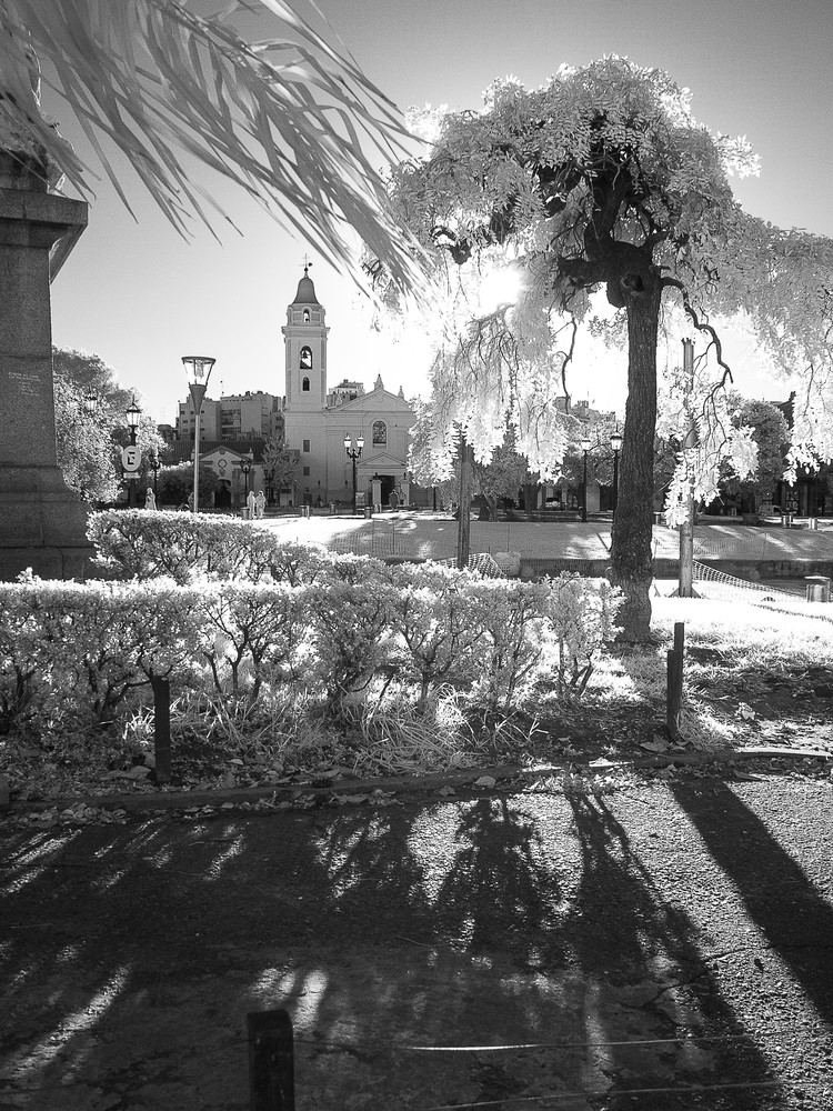 Recoleta Argentina Photography Art | The World in Black and White