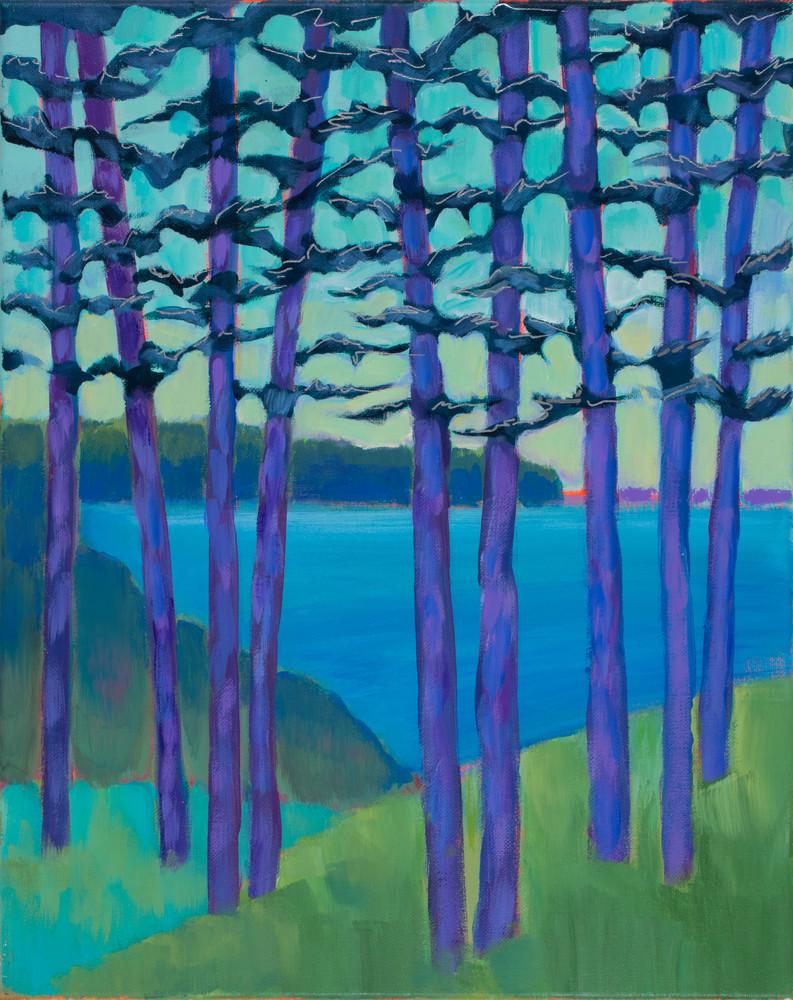 By The Lake Art | lynnericson-fine-art.com