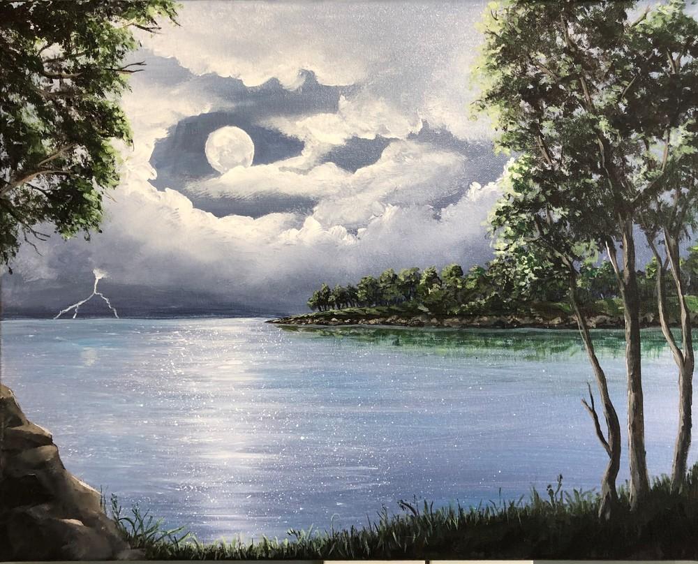 Moonrise Art | House of Fey Art