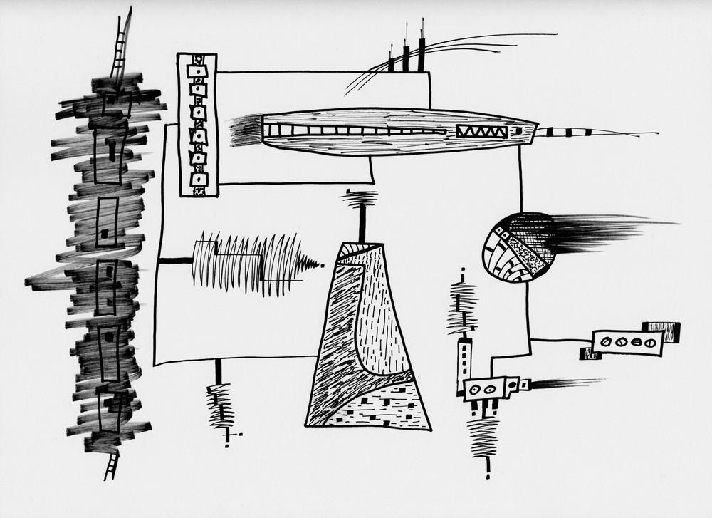 Drawing 9 Art | Fusion Studios