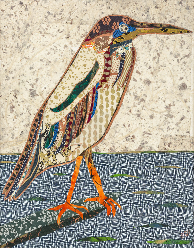 Green Heron Art | capeanngiclee