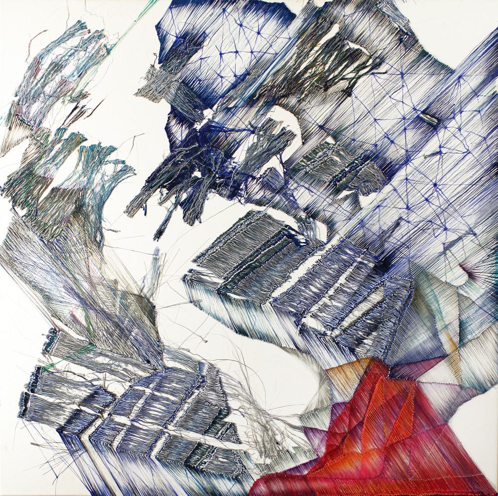 Scrapscape Art | Artist Rachel Goldsmith, LLC