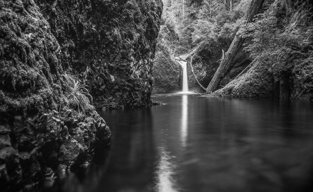 Punchbowl Falls Photography Art | Austin Marvel
