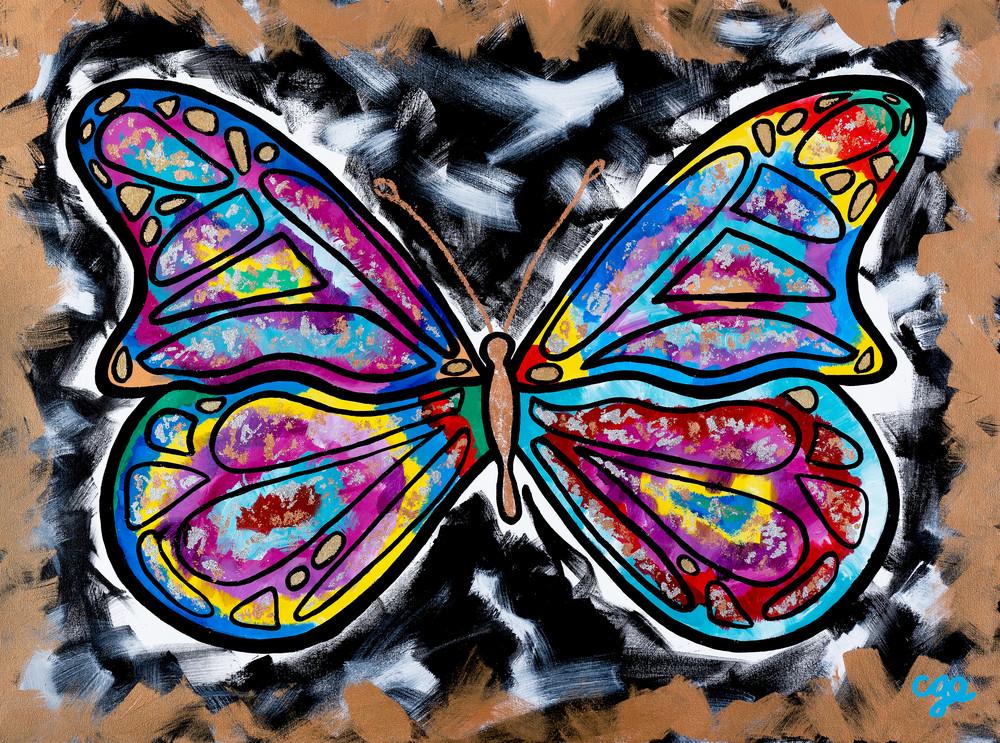 Butterfly Effect Art | Courtney Einhorn