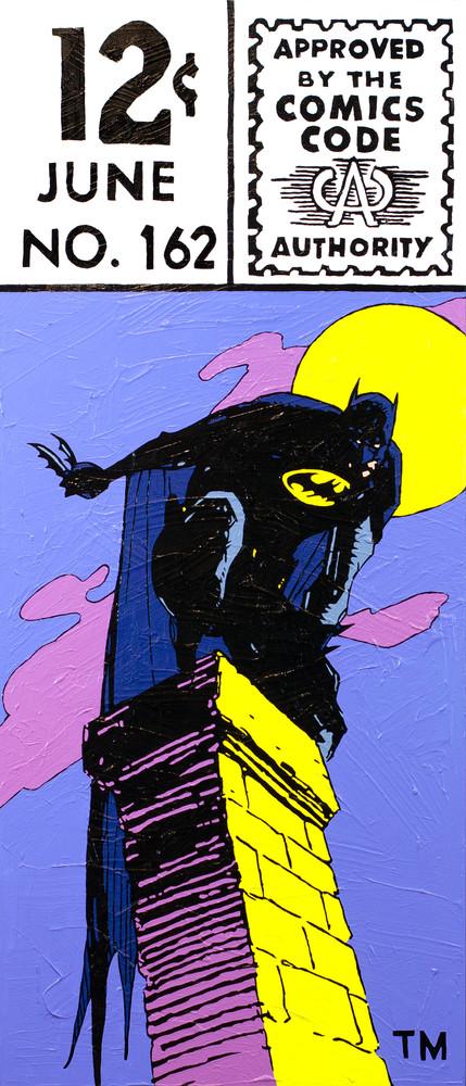 Gotham Knight Print Art | Todd Monk Art