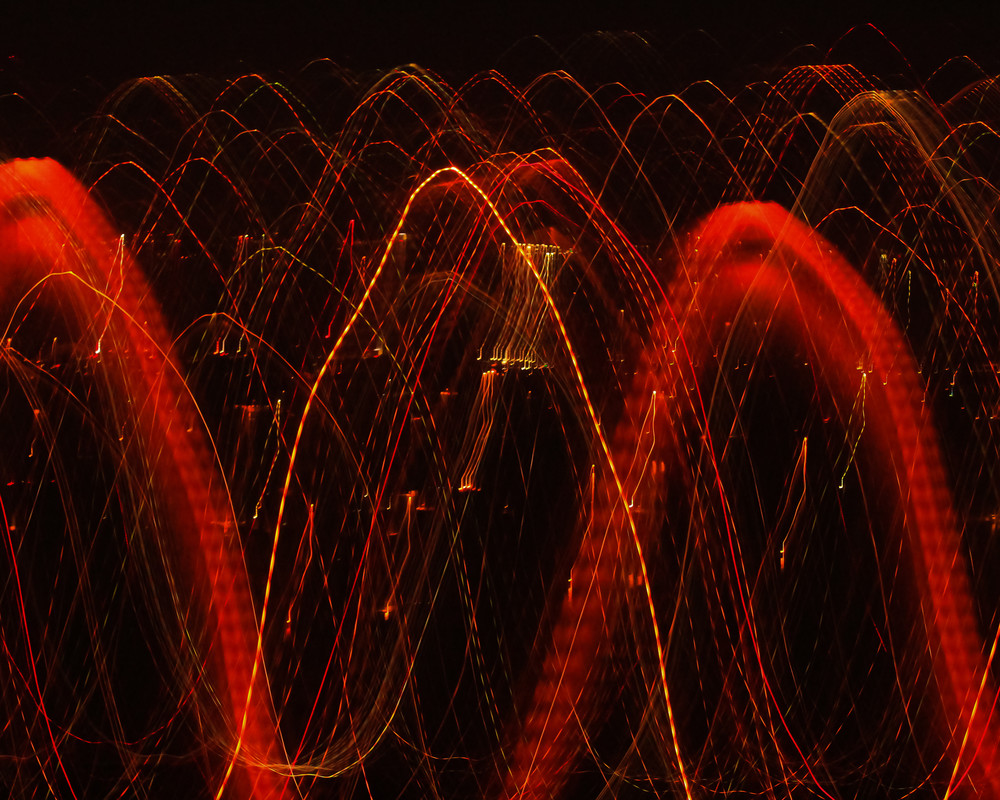 Abstract Lights 3 Art   Thriving Creatively Productions