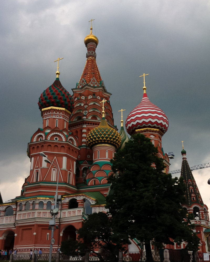 Moscow, Russia Art | Thriving Creatively Productions