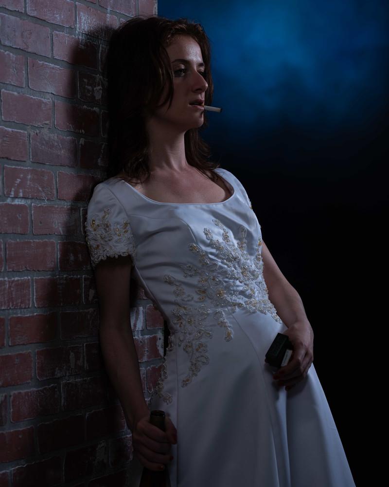 Shotgun Wedding Art   Thriving Creatively Productions
