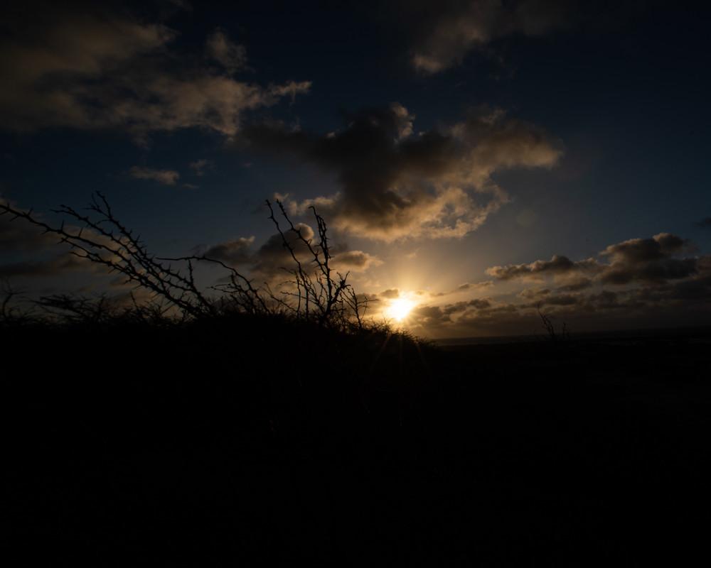 Aruba Sunset Art   Thriving Creatively Productions