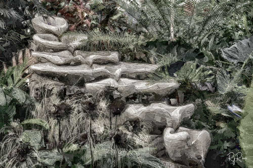Botanical Gardens Art   R.j.Ricci Art