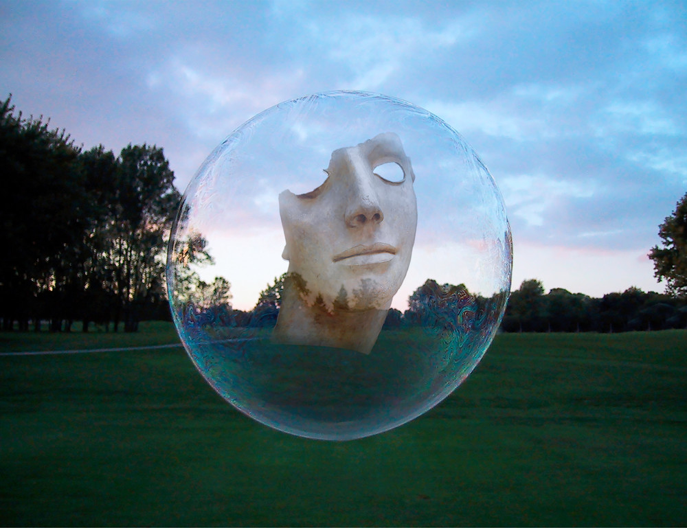 Man in the Bubble