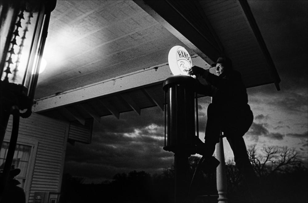 Midnight Oil Photography Art | Harry John Kerker Photo Artist