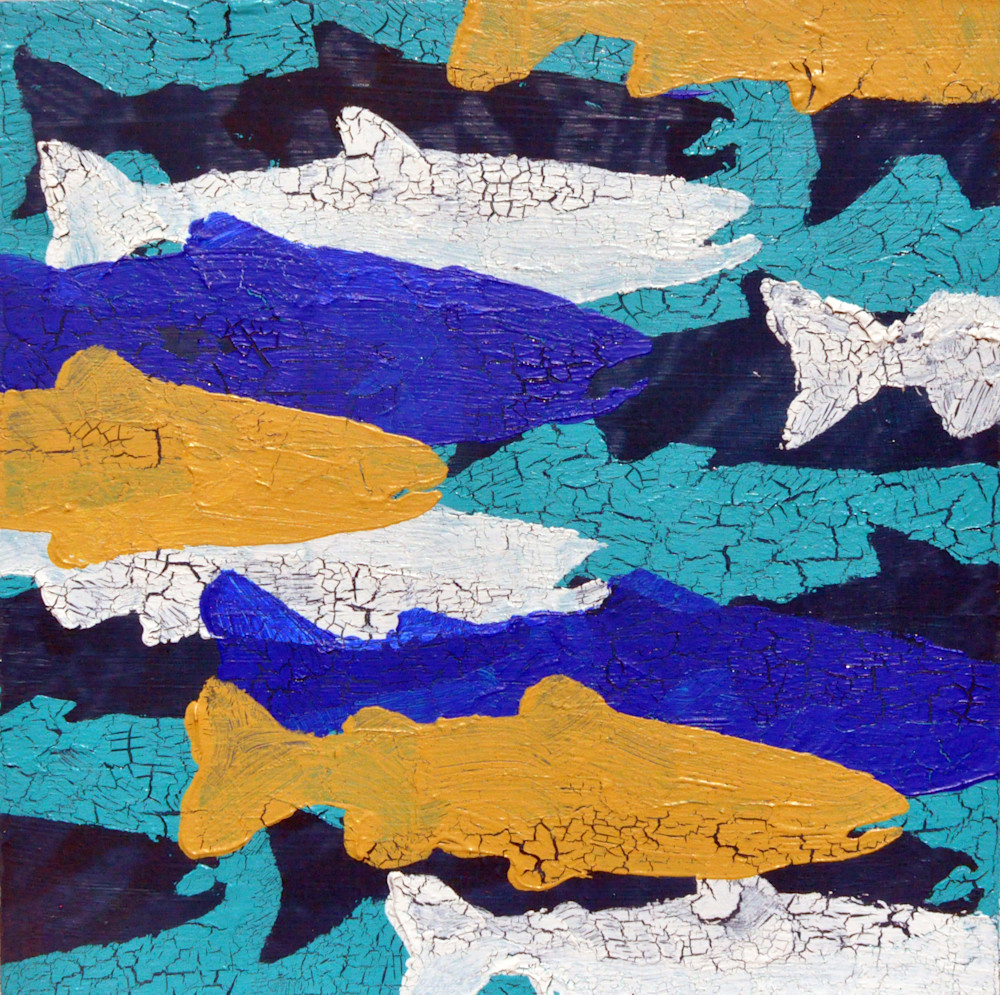 Little Tributary 1 Art   Perry Rath Arts