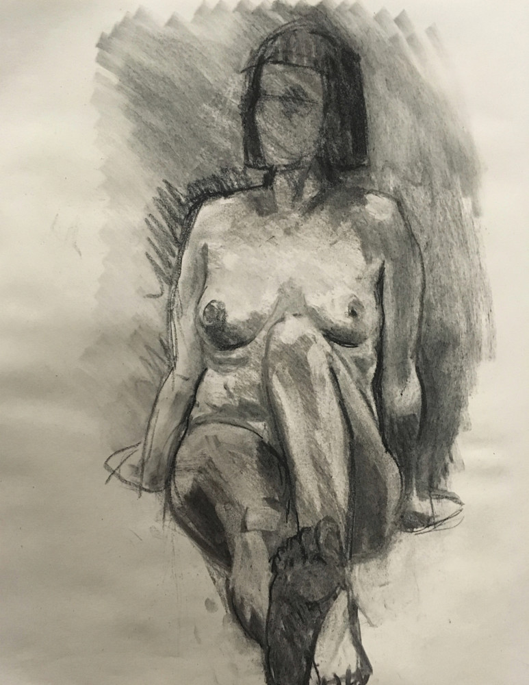 Irma Forshortened Art | Nosco Fine Art