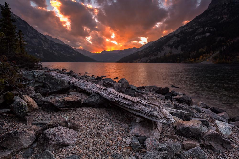Mystic Sunset