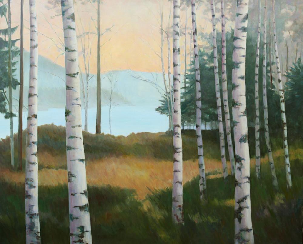 Mystic River  Art   Lidfors Art Studio