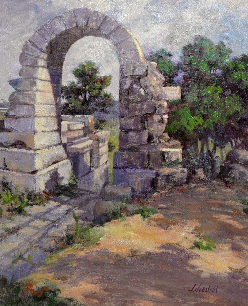 Appian Way Art   Liliedahl Art