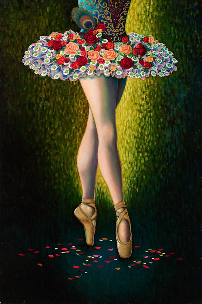 Ballerina Art   miaprattfineart.com