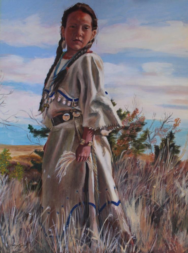 Prairie S Child Art   Aubrey Kyle Creates