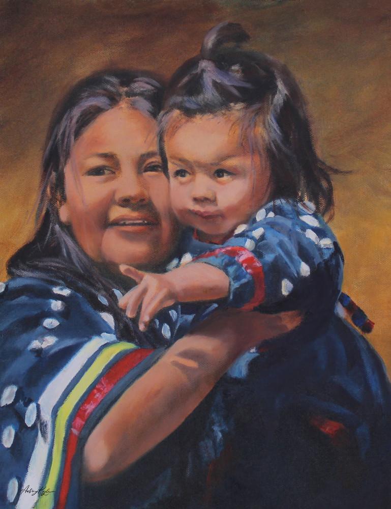 God's Child Art | Aubrey Kyle Creates