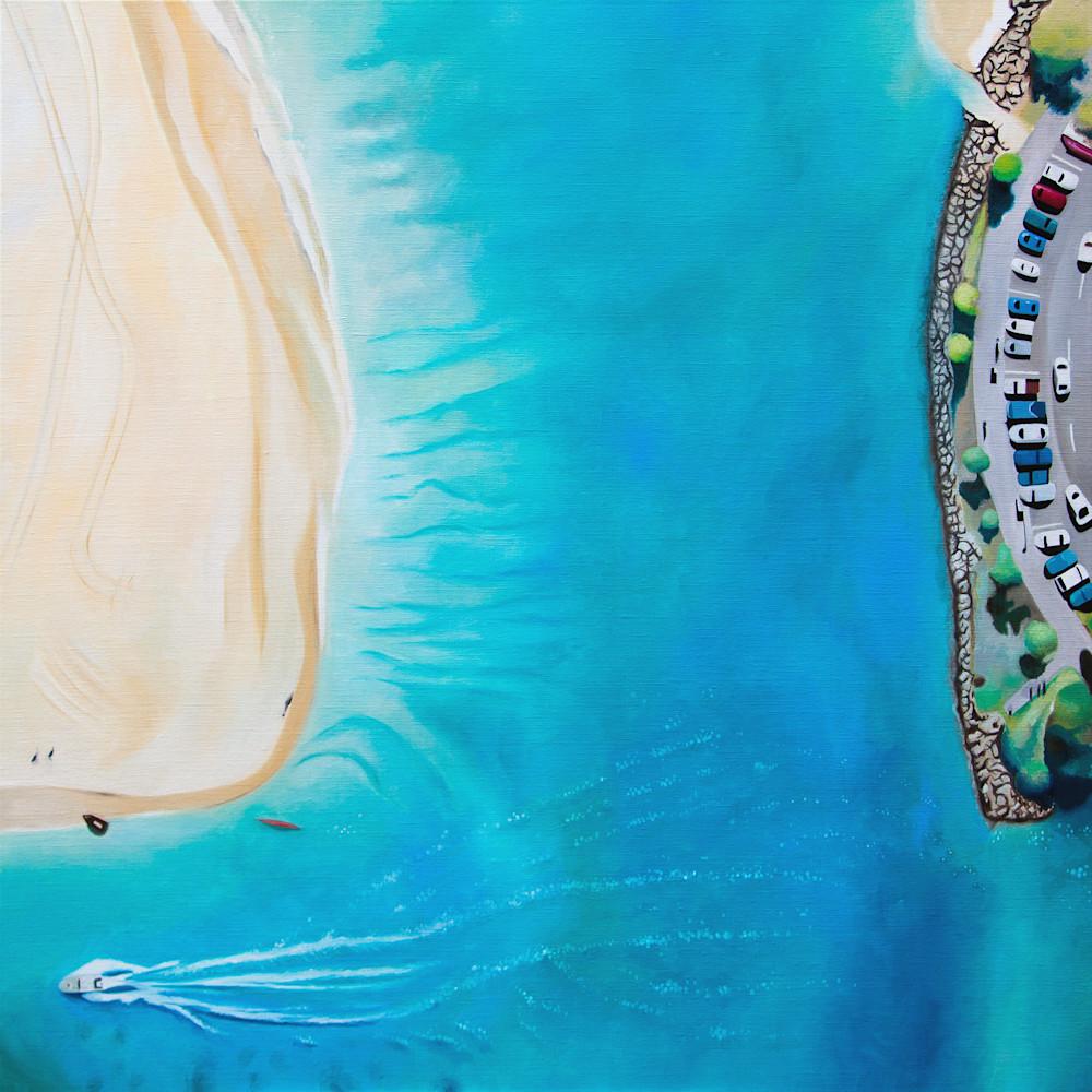 Noosa Beach Art | Romanova Art