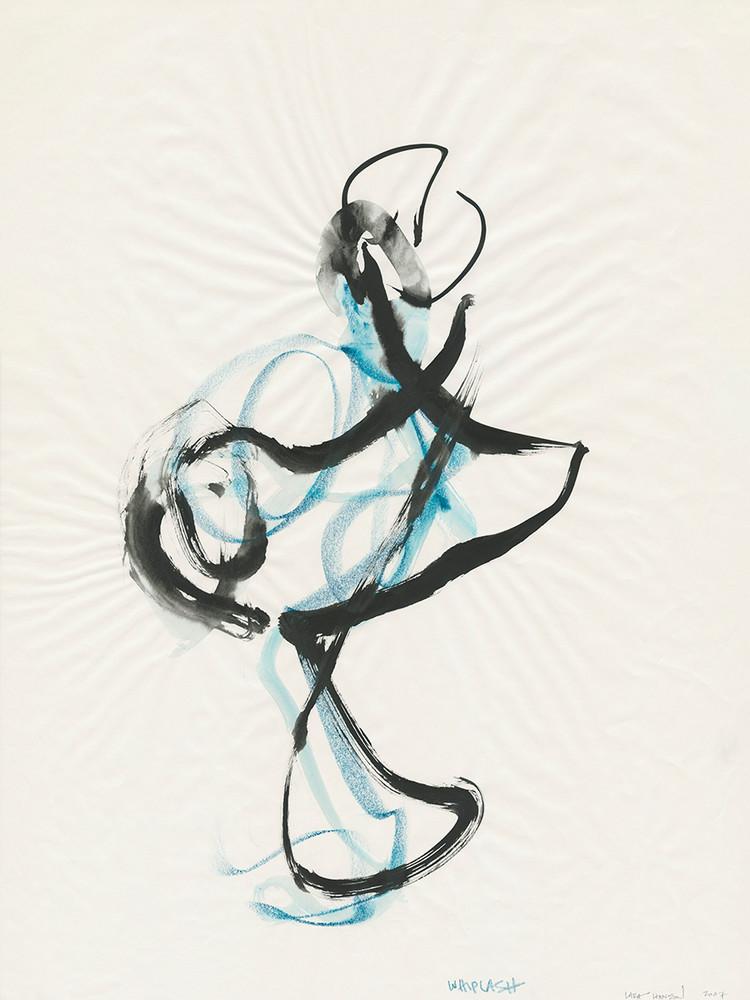 Whiplash (Wreck), 2007 Art | larahanson