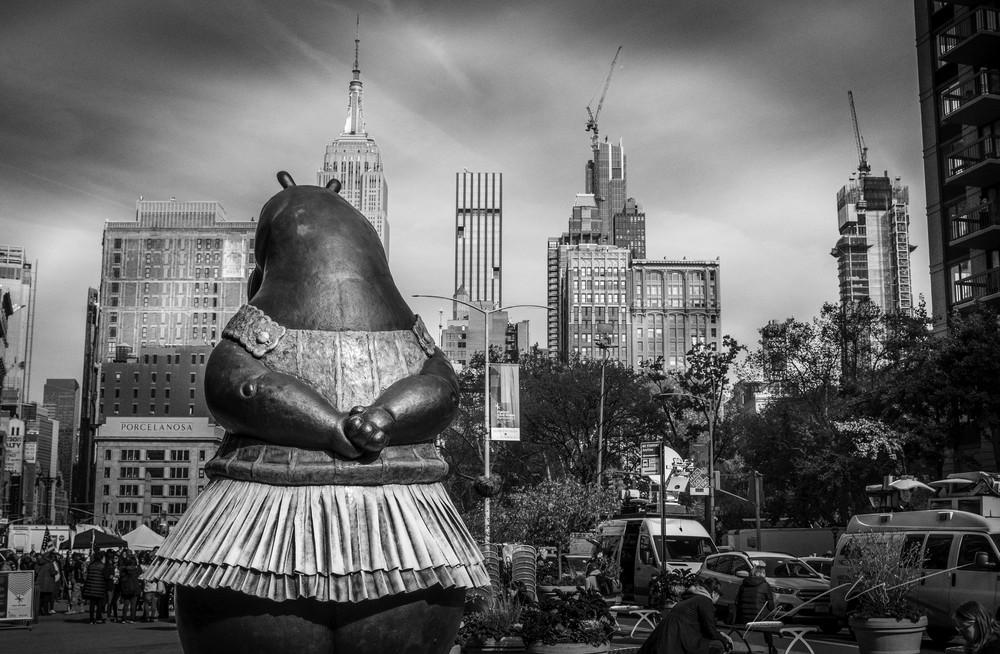 Stroll In The Park Photography Art | Harry John Kerker Photo Artist