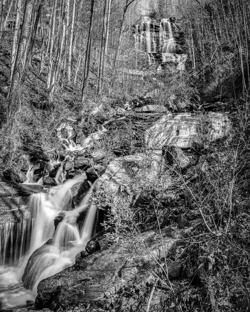 Amicalola Falls - Georgia waterfalls fine-art photography prints