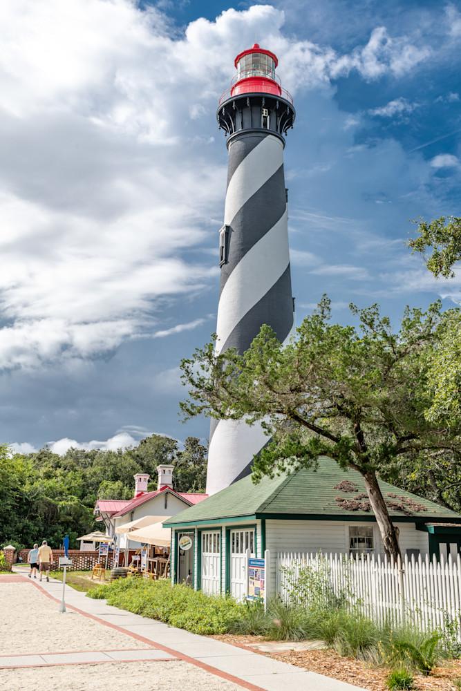 St. Augustine Lighthouse Photography Art   kramkranphoto