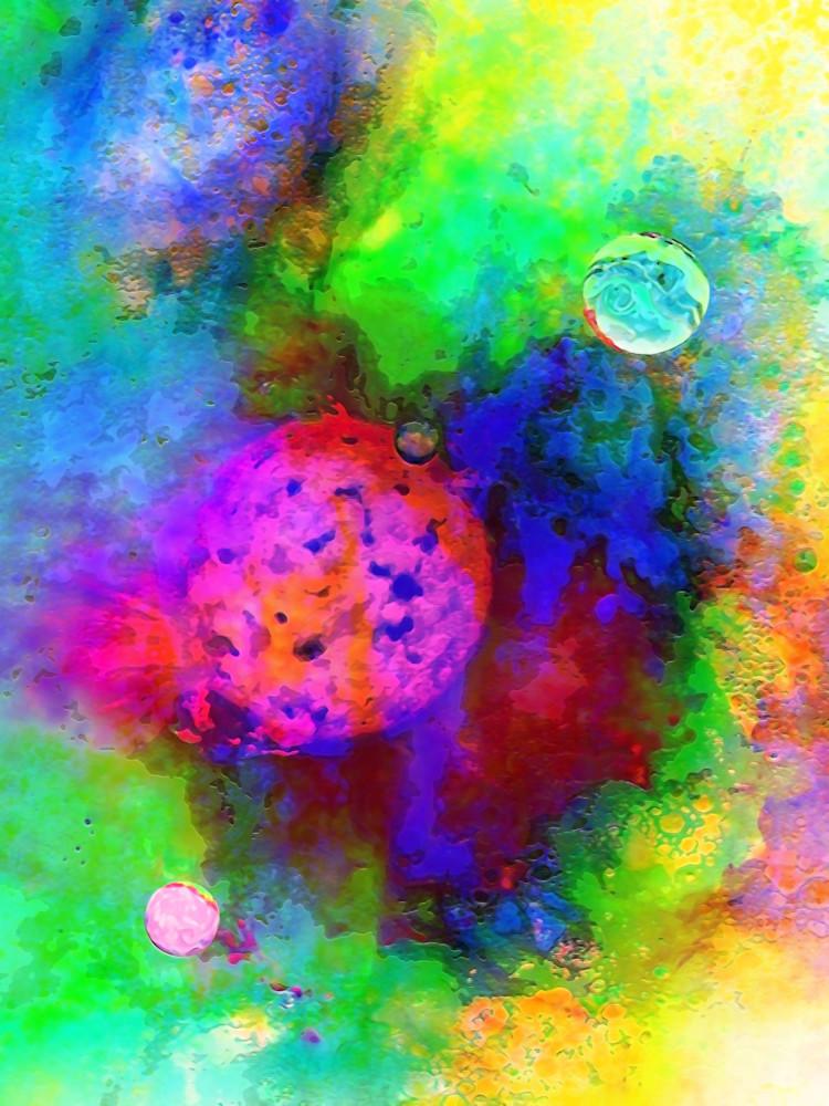 Emergene Art | Don White-Art Dreamer