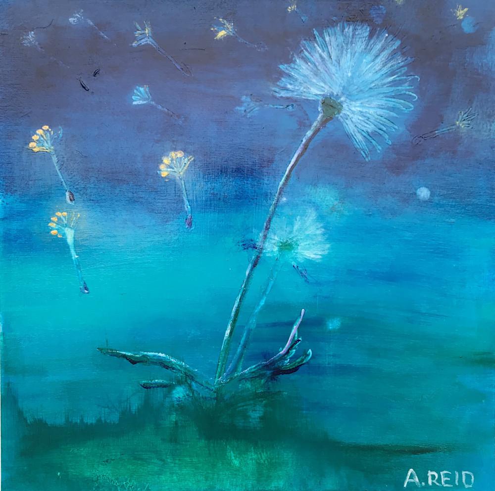 LIGHT AND MOMENTARY - PRINT - ANNE REID ARTIST