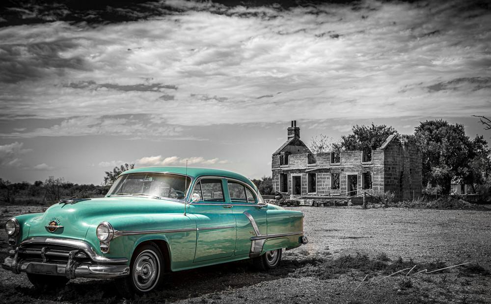 Burning Down The House Photography Art | Harry John Kerker Photo Artist