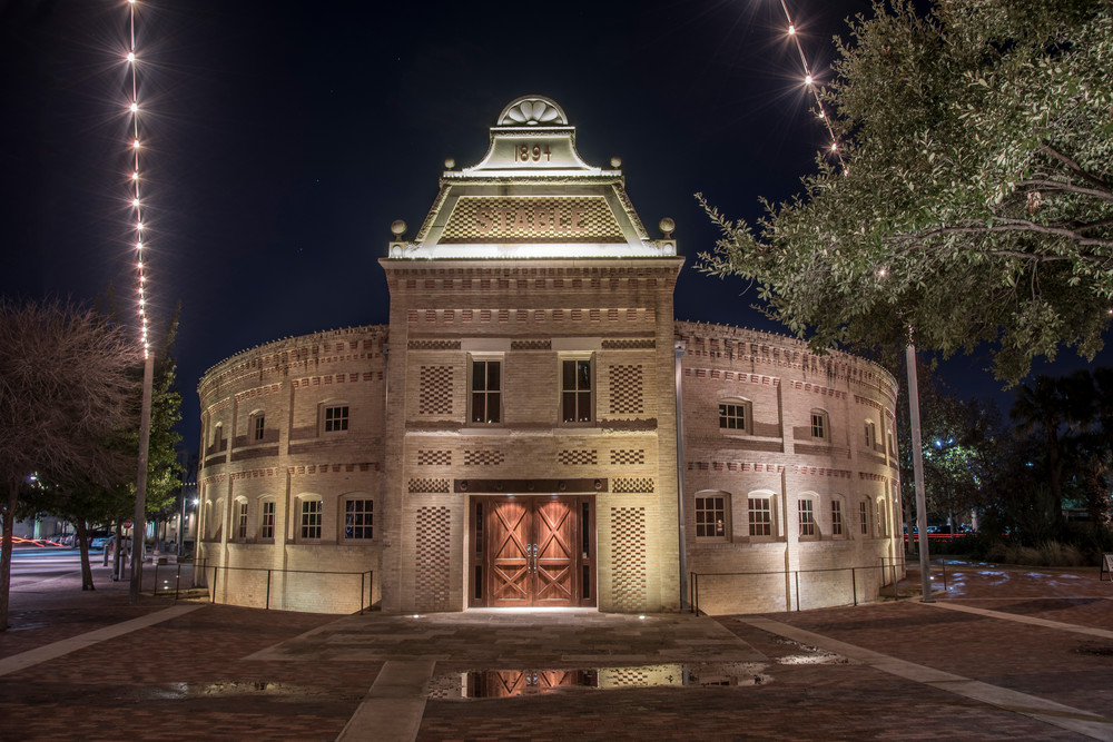 Nighttime at Pearl Stable - San Antonio fine-art photography prints