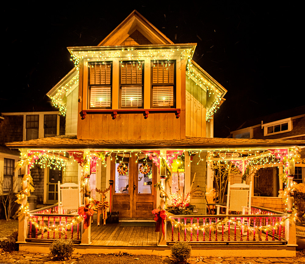 Gingerbread 2020 Christmas 4 Art | Michael Blanchard Inspirational Photography - Crossroads Gallery