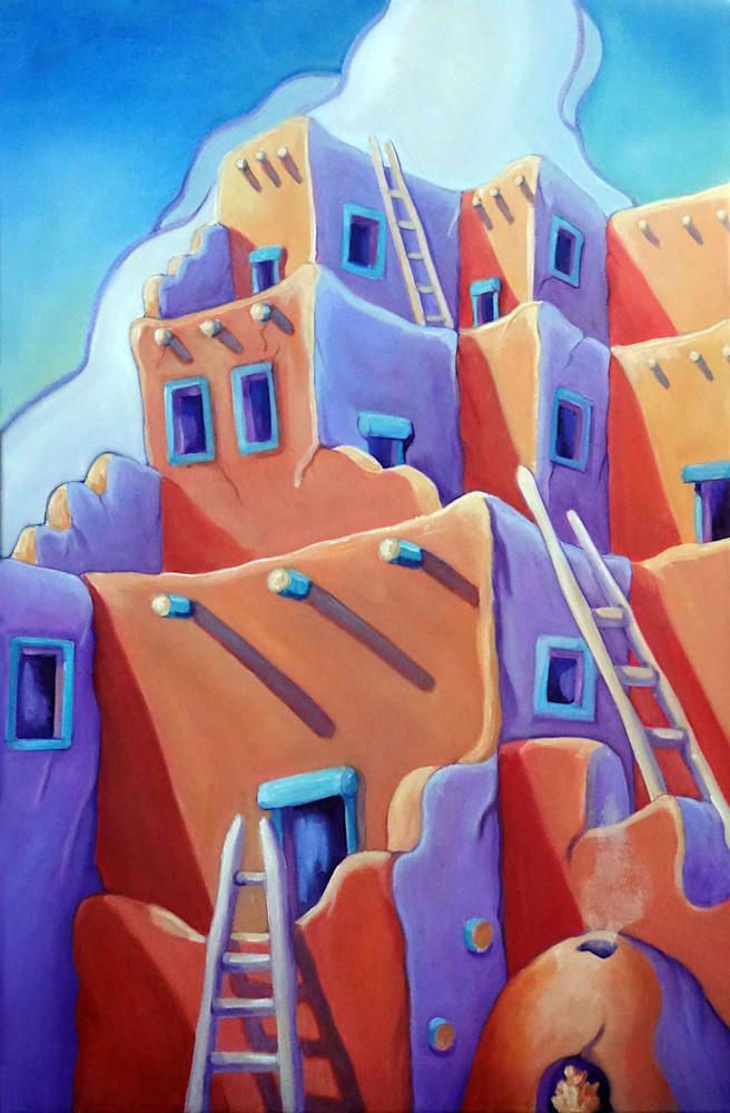 Wayne's Pueblo