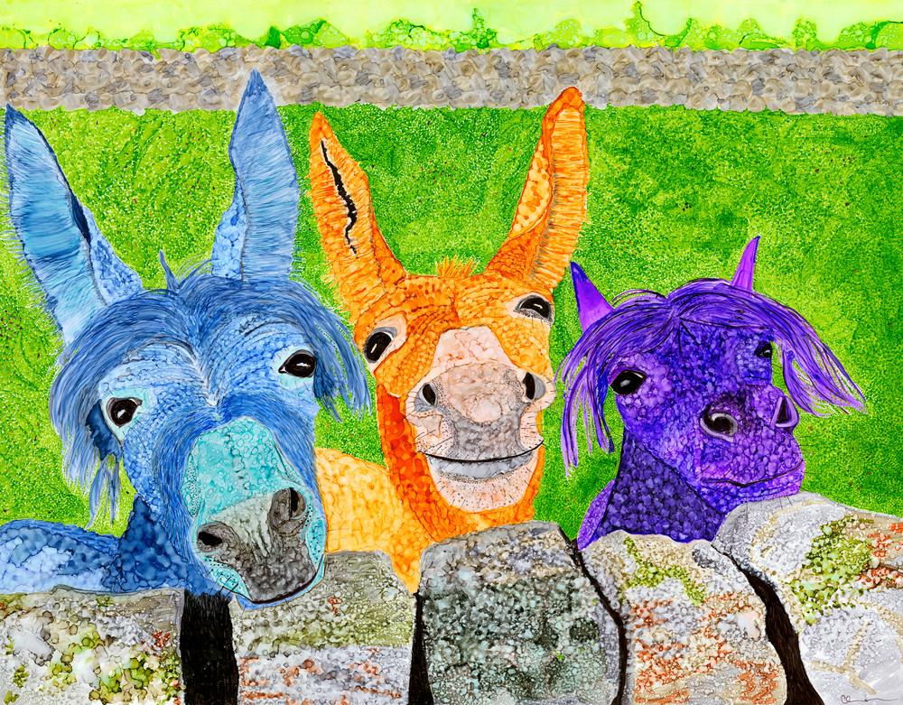 The Three Amigos Art | Rudolph Fine Art