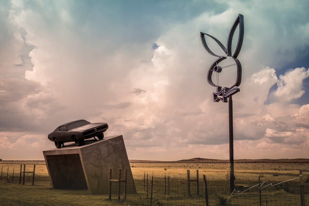 Marfa Photography Art | Harry John Kerker Photo Artist