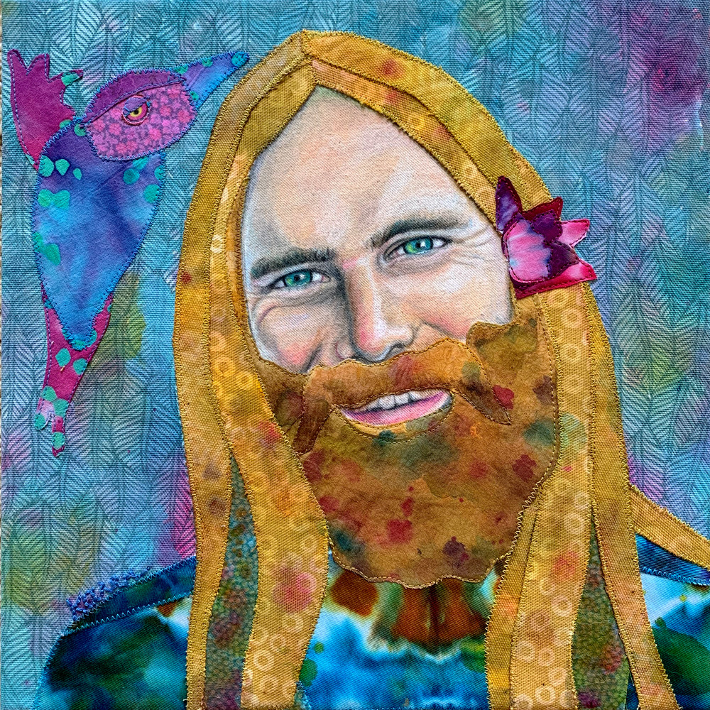 Brent Mydland, Real Love Art | Karen Payton Art