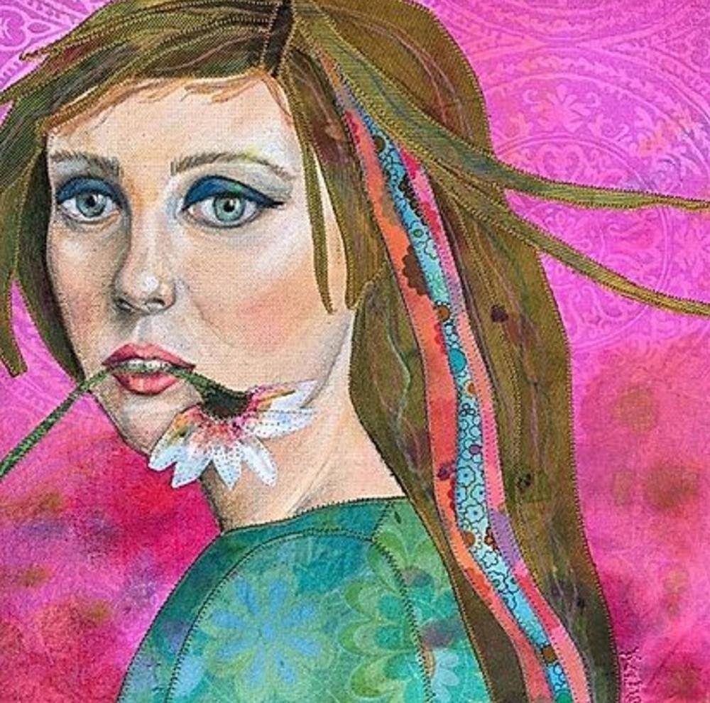 Feeling Groovy Art | Karen Payton Art