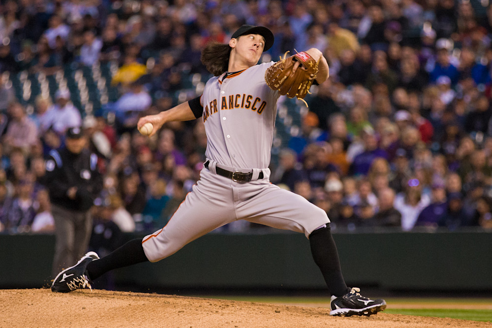 Tim Lincecum Stretch