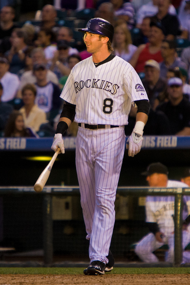Charlie Blackmon Hits