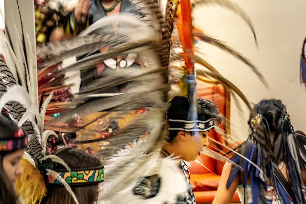 Aztec Dancer 6 Photography Art   Ron Olcott Photography