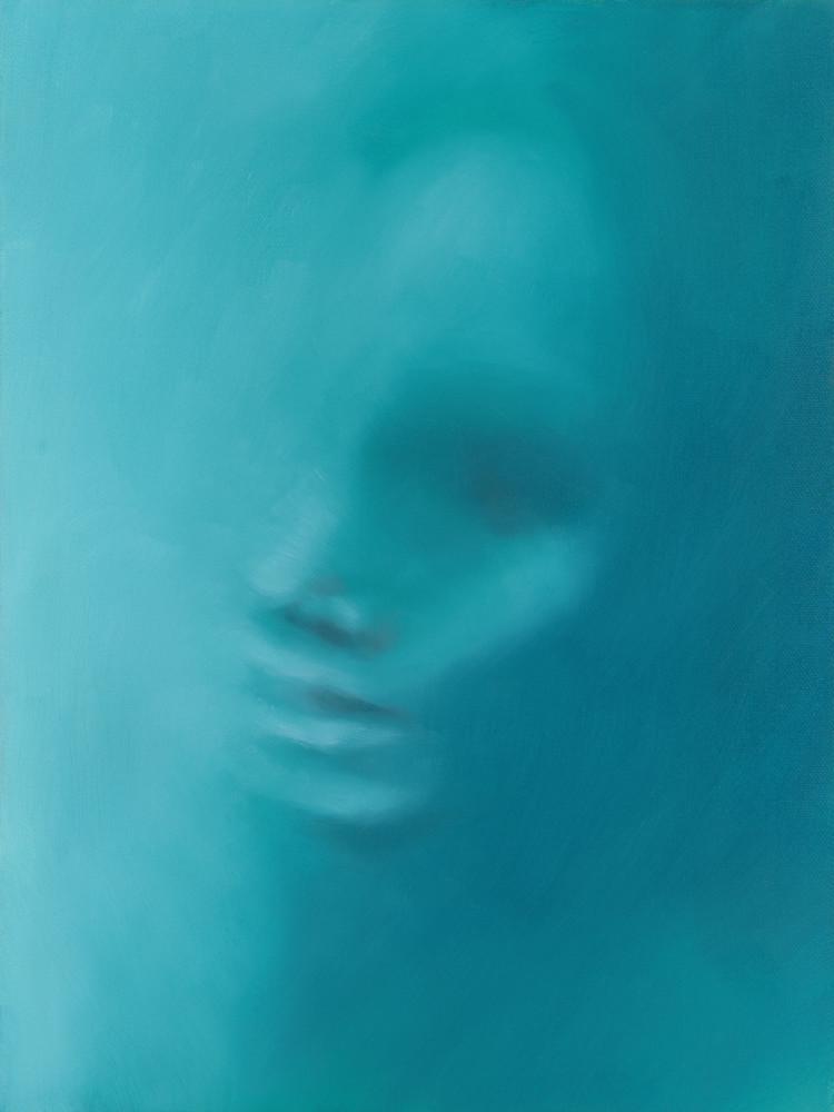 Carrington Arts - minimalist figurative painting